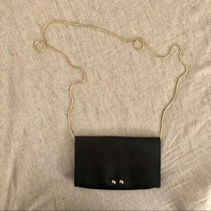 Free People Faux Leather Crossbody Bag